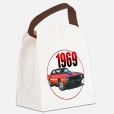 69GT500-C3trans Canvas Lunch Bag