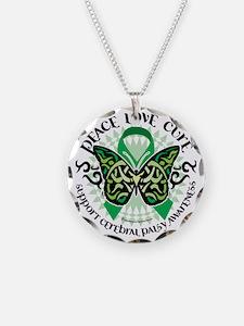 Cerebral-Palsy-Butterfly-Tri Necklace