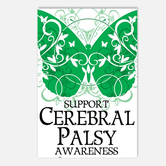 Cerebral-Palsy-Butterfly Postcards (Package of 8)