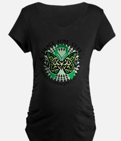 Cerebral-Palsy-Butterfly-Tr T-Shirt