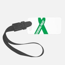 Cerebral-Palsy-Hope-blk Luggage Tag