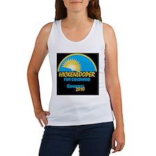 Hickenlooper 2010 Women's Tank Top