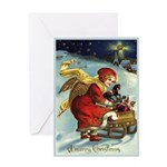 2013 Mucha Family Christmas Card Greeting Cards