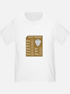 lvl1 Human T-Shirt