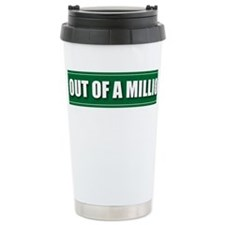 One-out-of-a-million-(dark) Travel Mug