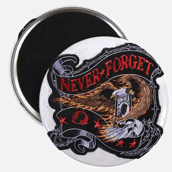 2-pneverforget at all.gif Magnet