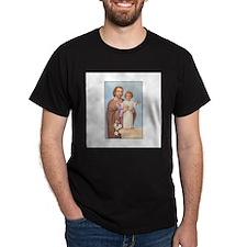 Saint Joseph - Baby Jesus T-Shirt