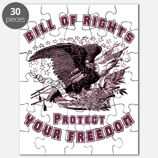 Bill Of Rights Puzzle