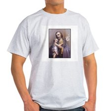 St. Joseph Ash Grey T-Shirt