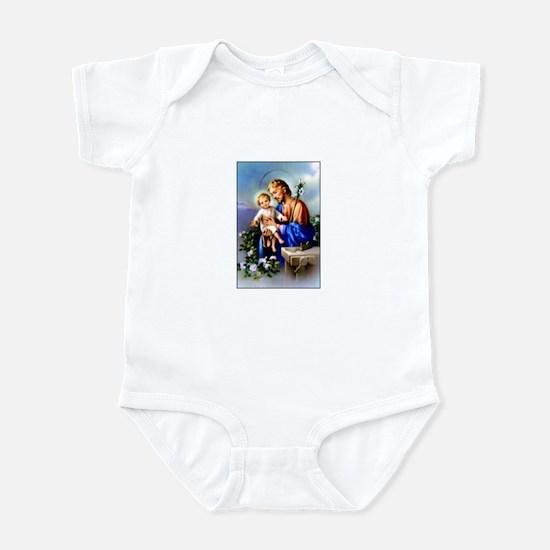 Saint Joseph Infant Bodysuit
