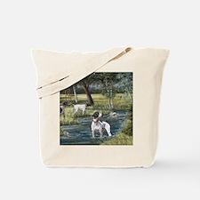 German Shorthaired Pointerd Tote Bag