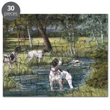 German Shorthaired Pointerd Puzzle