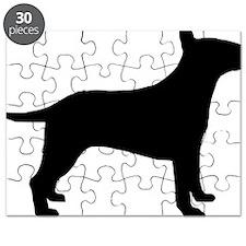 dog_bullterrier Puzzle