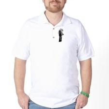 la_llorona_behave_black T-Shirt
