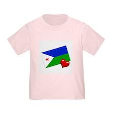 Djibouti T