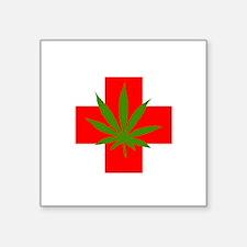 """can53dark Square Sticker 3"""" x 3"""""""