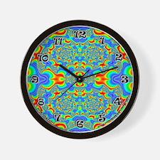 "Fractal FR~01 10"" Wall Clock"
