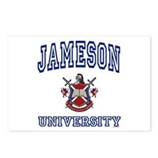 JAMESON University Postcards (Package of 8)