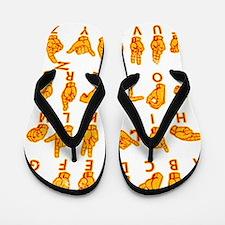 asl Flip Flops