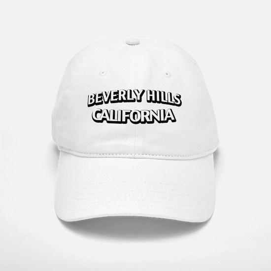 Beverly Hills Baseball Baseball Cap