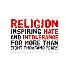 religion_onw 5'x7'Area Rug