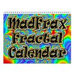 Fractal FR~16 Custom Wall Calendar