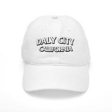Daly City Baseball Cap