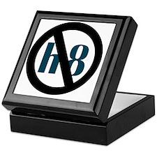 no h8 Keepsake Box