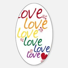 love is love2 Decal