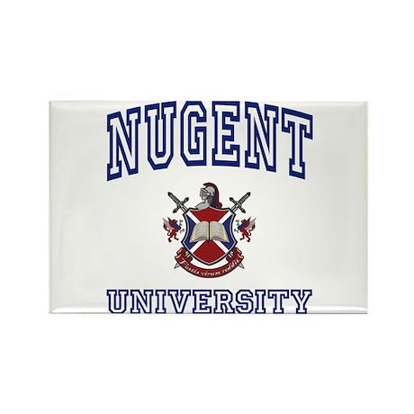 NUGENT University Rectangle Magnet (10 pack)