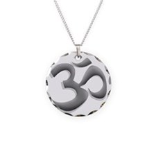 shadow om Necklace