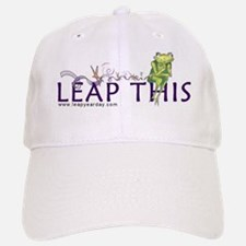 LEAP THIS Baseball Baseball Cap