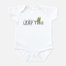 LEAP THIS Infant Bodysuit