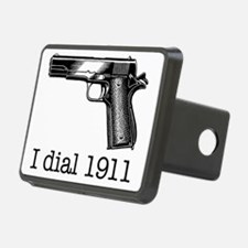 Dial 1911 Hitch Cover