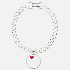 I-Love-My-Mastiff-dark Bracelet