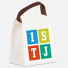 istj Canvas Lunch Bag
