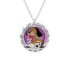 Crohns-Disease-Dog Necklace