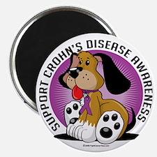 Crohns-Disease-Dog Magnet