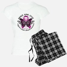 Crohns-Disease-Butterfly-Tr Pajamas