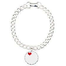 I-Love-My-Doodle-dark Bracelet