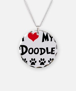 I-Love-My-Doodle Necklace