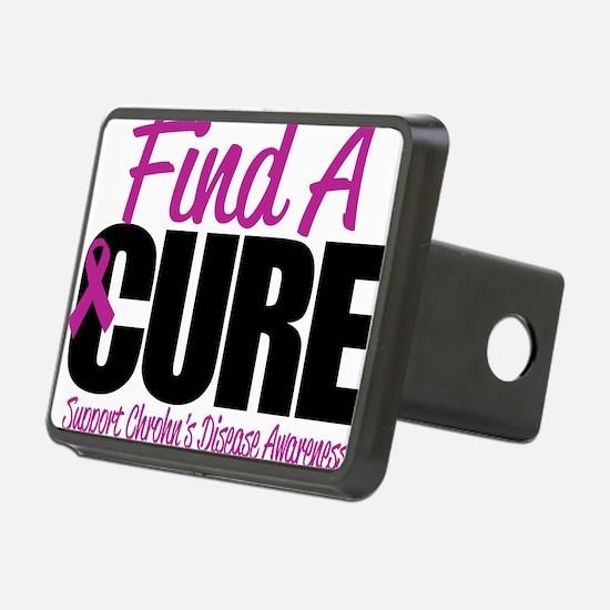 Crohns-Disease-Find-A-Cure Hitch Cover