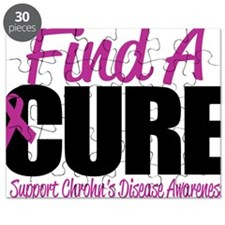 Crohns-Disease-Find-A-Cure Puzzle