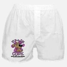 Paws-for-the-Cure-Crohns-Disease Boxer Shorts