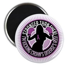 Crohns-Disease-Boxing-Girl Magnet