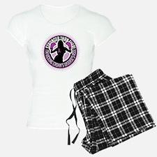Crohns-Disease-Boxing-Girl Pajamas