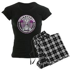 Crohns-Disease-Cat-Fighter Pajamas