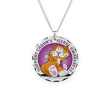 Crohns-Disease-Cat Necklace