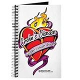 Crohns disease awareness Journals & Spiral Notebooks