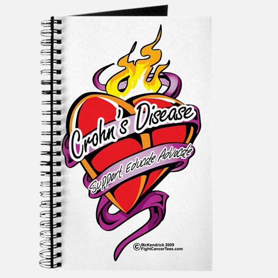 Crohns-Disease-Tattoo-Heart Journal